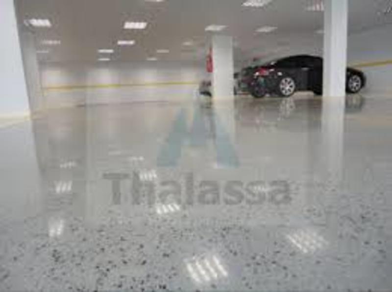Lapidação de concreto preço