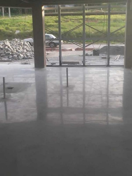 Lapidação de piso de concreto preço