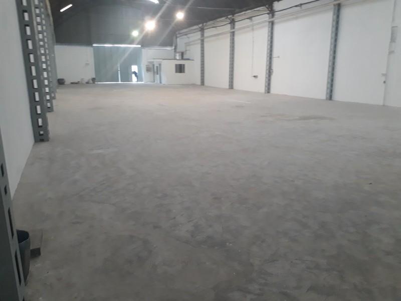 Restauração de pisos de concreto